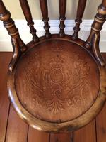 Pair of Antique Thonet Style Bentwood Chairs (9 of 14)