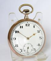 1920s silver pocket watch (2 of 4)