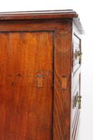 Victorian Walnut Chest of Drawers / Filing Cabinet (12 of 13)