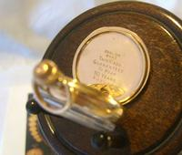 Antique Waltham Pocket Watch 1909 Ladies 7 Jewel 9ct Gold Filled Case With Curious Inscriptions Fwo (9 of 12)
