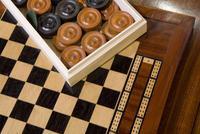 George III Sheraton Period Pembroke Games Table (7 of 8)