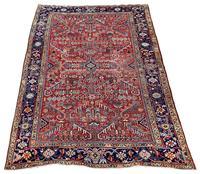 Antique Heriz Carpet (2 of 12)