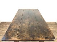 Early 19th Century Oak Kitchen Table (12 of 12)