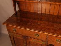 Arts & Crafts Dresser in Oak (9 of 13)