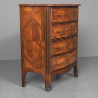 Marble Top Walnut Chest of Drawers (2 of 15)