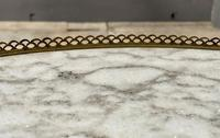French Marble Top Coffee or Lamp Table (16 of 17)