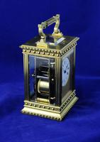 Henri Jacot Repeating Carriage Clock (8 of 11)