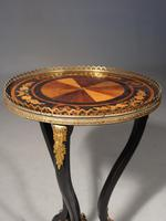 Late 19th Century Occasional Table (6 of 6)