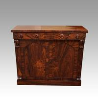 William IV Rosewood Chiffonier Sideboard (3 of 7)