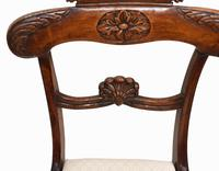 Set of 6 Regency Dining Chairs Rosewood c.1811 (5 of 8)