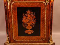 Superb French Display Cabinet Kingwood & Ebony (8 of 12)