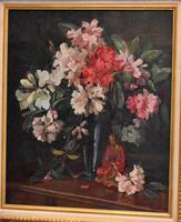 Still Life Oil Painting by Herbert Davis Richter (6 of 9)