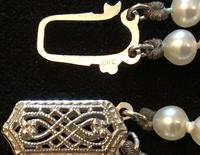 Double Strand Cultured Pearls (4 of 4)