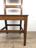 Antique Welsh Oak Farmhouse Chair (7 of 8)