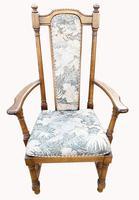 Wonderful set of Eight Ash Ercol Hampton Dining Chairs (6 of 8)