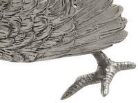 Sterling Silver Table Pheasant - Vintage Elizabeth II 1967 (9 of 12)