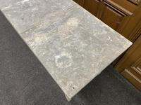 Large 19th Century French Zinc Top Table (4 of 13)
