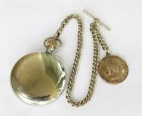 Antique Elsinore Pocket Watch, General Watch Co (3 of 5)