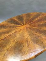 Scottish Victorian Oval Coffee Table (6 of 10)
