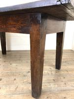 Early 19th Century Oak Kitchen Table (3 of 12)