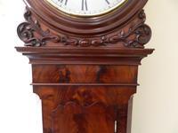 Mahogany Tavern Clock / Wall Clock (7 of 8)