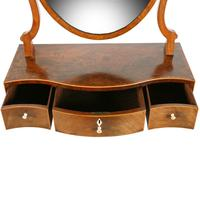 Georgian Serpentine Dressing Mirror (6 of 8)