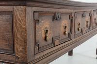 Late 17th Century Oak Dresser Base (2 of 10)