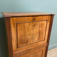 Regency Mahogany Antique Estate Cupboard with Fitted Interior (2 of 8)