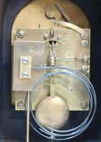 German Ting Tang Striking Mantel Clock by W& H (7 of 7)