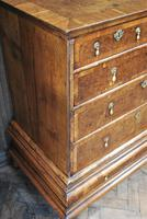 William & Mary Walnut Chest of Drawers (3 of 9)