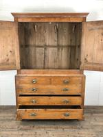 19th Century Antique Pine Housekeepers Cupboard (M-879) (13 of 13)