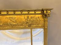 19th Century Large Gilt Overmantle Mirror (11 of 16)