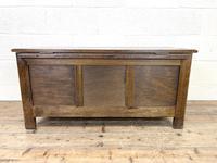 Vintage Oak Blanket Box (10 of 10)