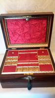 Victorian Ladies Sewing Box & Writing Slope (4 of 16)