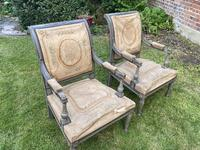 Pair of Directoire Style Armchairs (3 of 6)