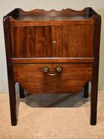 18th Century Bedside Commode / Cabinet