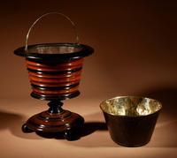 A Dutch Coopered Tea Stove Bucket/ Peat Bucket / Jardinière (7 of 8)