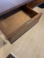George IV Rosewood Pedestal Sofa Table (5 of 14)