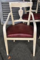 Set of 8 French Directoire Dining Chairs (3 of 16)