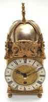 Smiths Lantern Clock – Front Wind 8-day Lantern Mantel Clock (6 of 11)