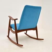 Vintage Dutch Rocking Chair by Louis Van Teefelen (8 of 8)
