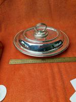 Antique Sheffield Silver Plate Lee & Wigfull  Serving Tureen Dish & Lid C1870s (5 of 11)