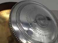 Superb French Silver Pill Trinket Box Early 20th Century Paris Hallmark (2 of 6)