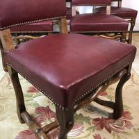 French Os De Mutton Set of 6 Dining Chairs (11 of 14)