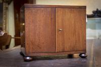 Mahogany Collectors' Cabinet (2 of 2)