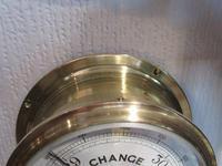 Antique Southampton Bulkhead Marine Barometer (5 of 7)