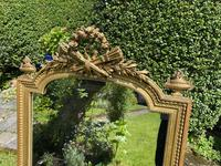19th Century French Gilt Mirror in Louis XVI Style (2 of 5)