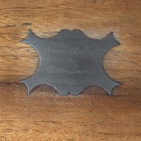 Victorian Colonial Camphorwood Writing Slope (10 of 14)