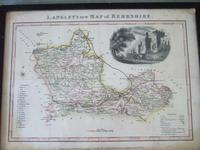 Langley's New Map of Berkshire 1817 (2 of 4)