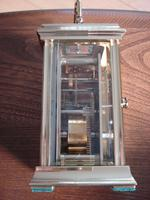 Rare St James 8 day 11 jewel Carriage Clock (4 of 7)